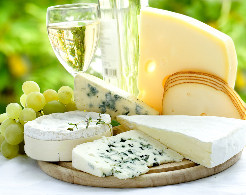 Summer White Wine and Cheese Pairing Evening