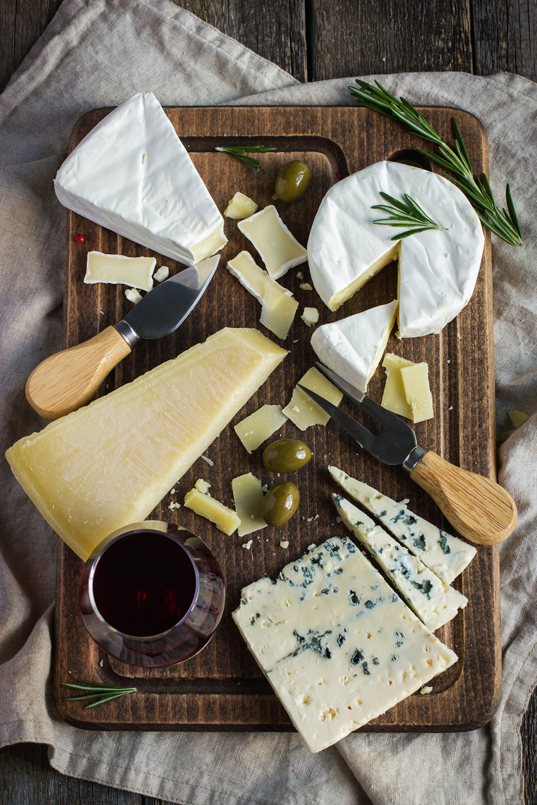 Cheese and Wine Pairing Evening