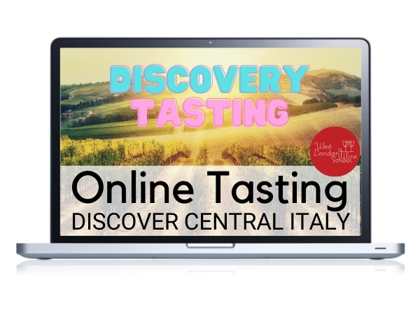 ONLINE TASTING: Discover Central Italy
