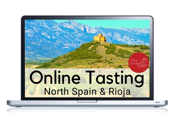 ONLINE TASTING: Discover North Spain and Rioja