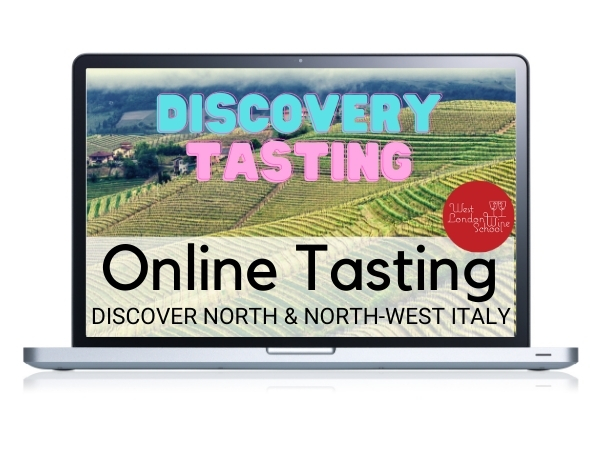 ONLINE TASTING: Discover North & North-West Italy