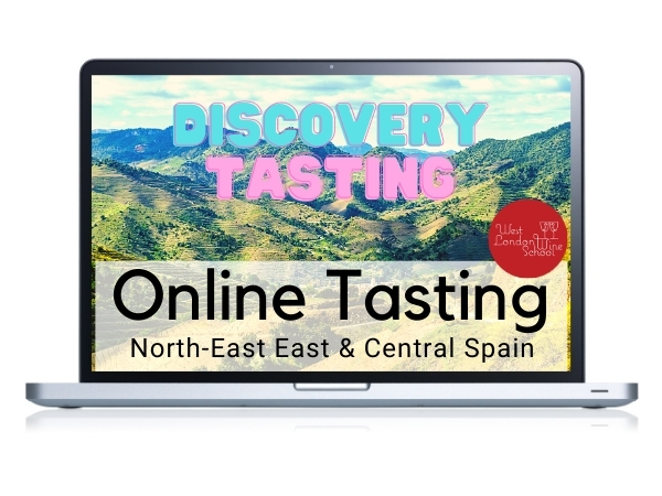 ONLINE TASTING: Discover North-East, East & Central Spain