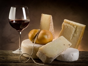 Red Wine and Cheese Pairing Evening