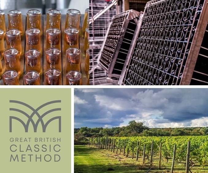 English Sparkling Wines - WineGB 2020 Gold and Trophy Winners