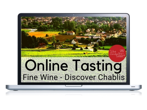 ONLINE TASTING: Fine Wine - Discovering Chablis