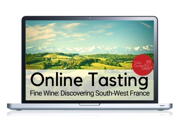ONLINE TASTING: Fine Wine - Discovering South-West France