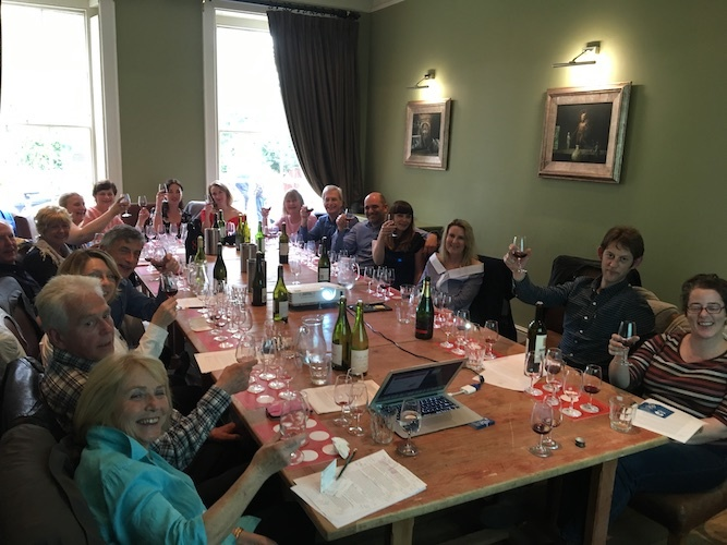 Introduction to Wine Tasting with Lunch