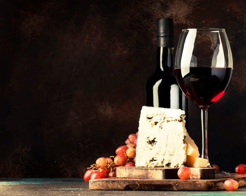 Port and Cheese pairing