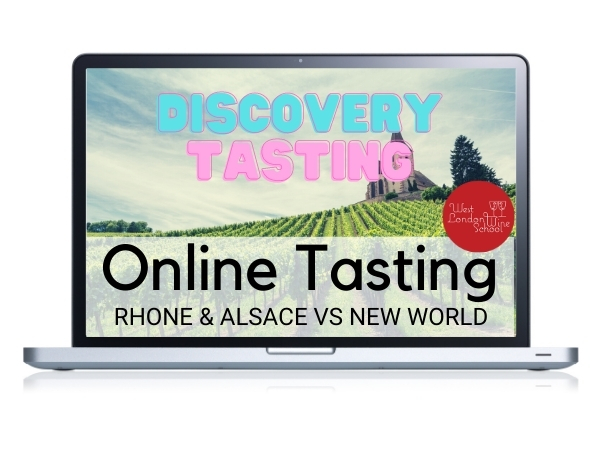 ONLINE TASTING: Rhone & Alsace Vs The New World