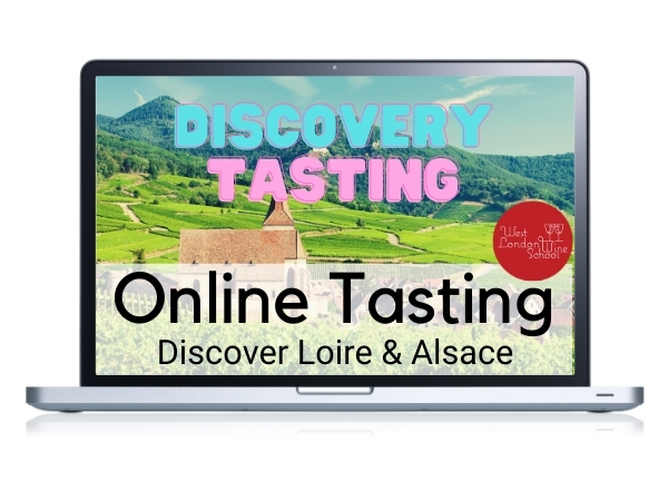 ONLINE TASTING: Discover Loire & Alsace