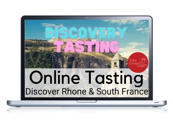 ONLINE TASTING: Discover The Rhone & South France