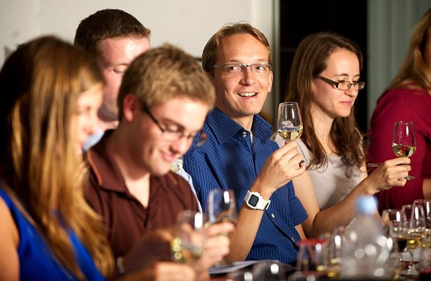 Saturday Introduction to Wine Course