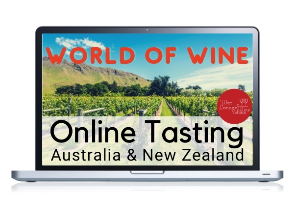 ONLINE TASTING: World of Wine - Australia & New Zealand