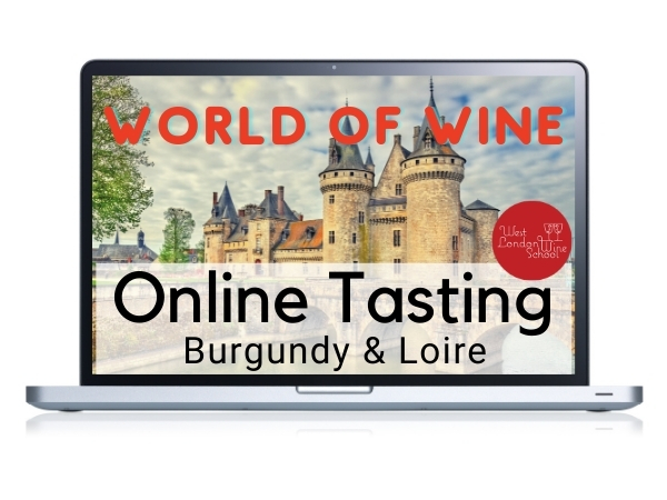 ONLINE TASTING: World of Wine - Burgundy & Loire
