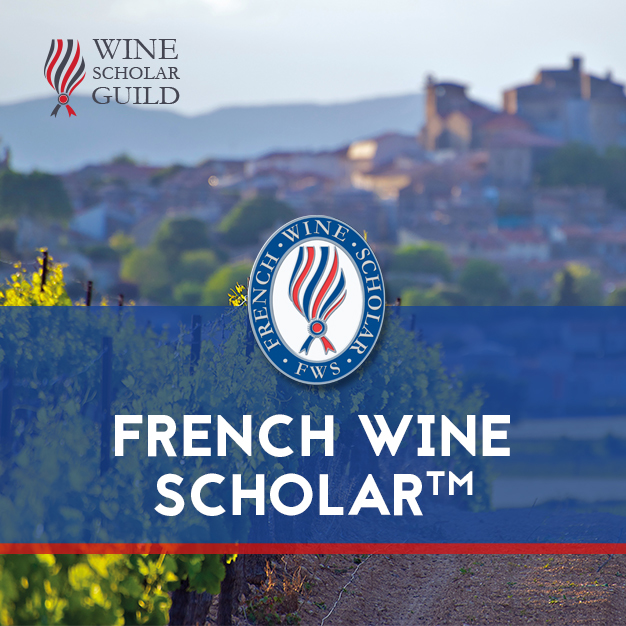French Wine Scholar (Wednesday evenings)
