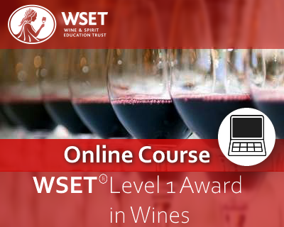 WSET Level 1 Wine Online - One Weekend
