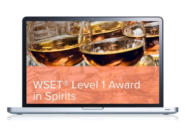 ONLINE COURSE: WSET Level 1 Award in Spirits