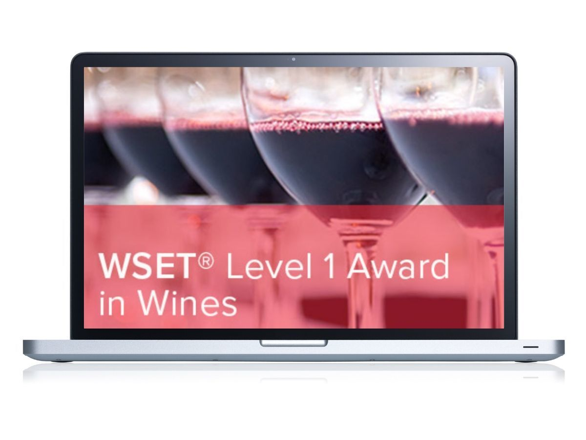 ONLINE COURSE: WSET Level 1 Award in Wines