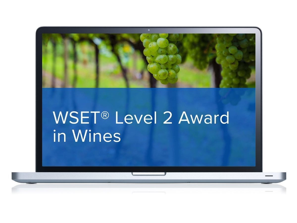 ONLINE COURSE: WSET Level 2 Award in Wines