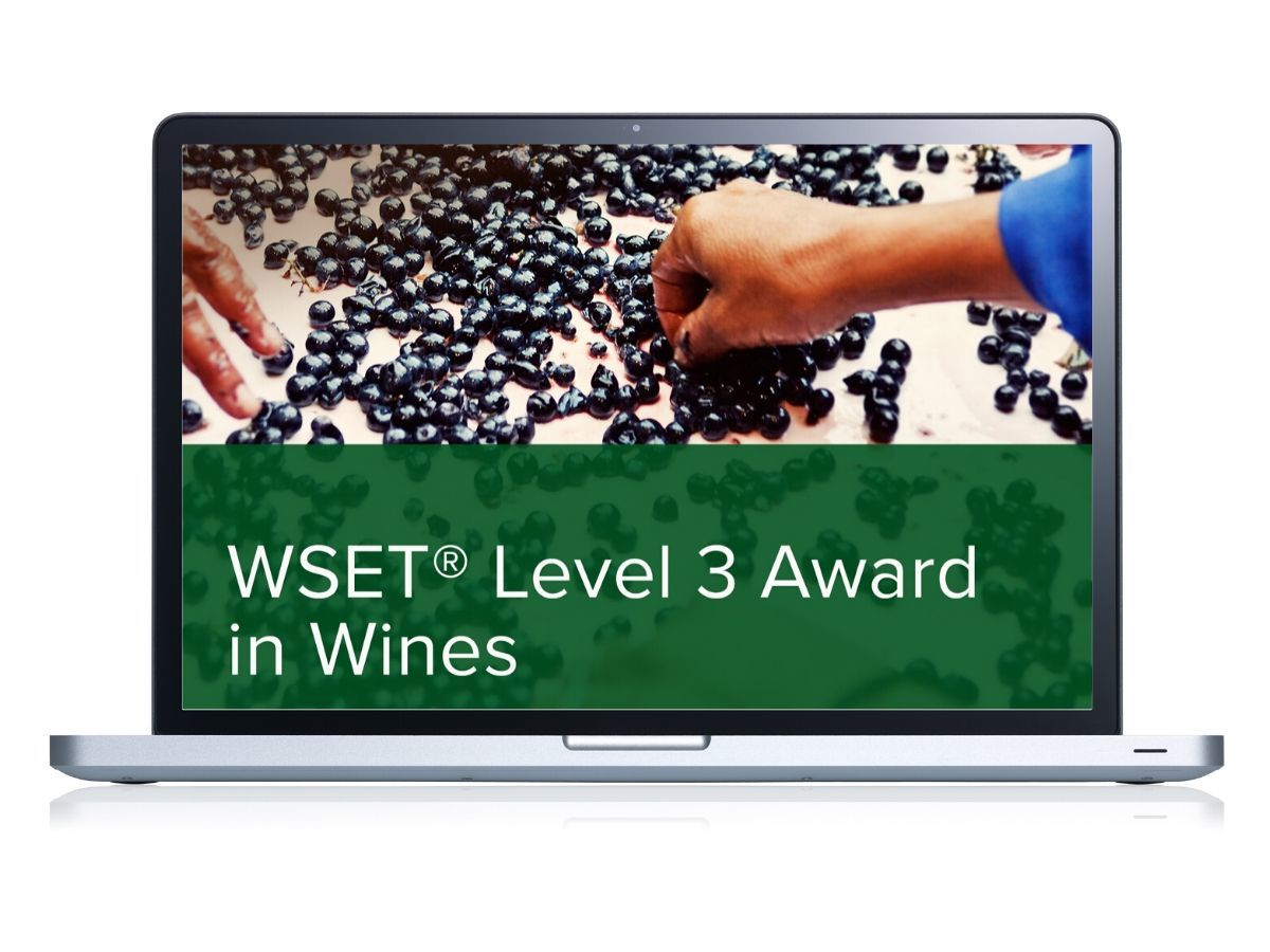 ONLINE COURSE: WSET Level 3 Award in Wines