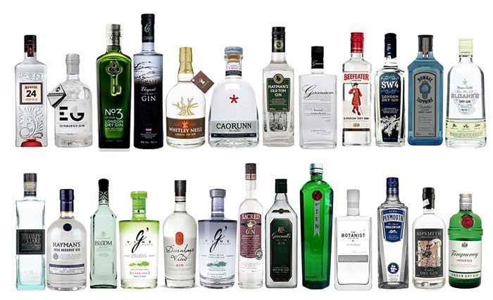 Introduction to Gin Tasting