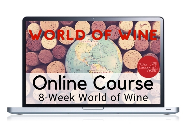 ONLINE COURSE: 8-Week World of Wine Course