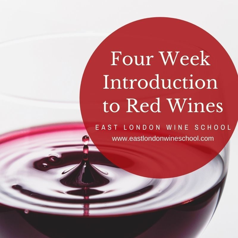 Four Week Introduction to Red Wine - Nov 2021