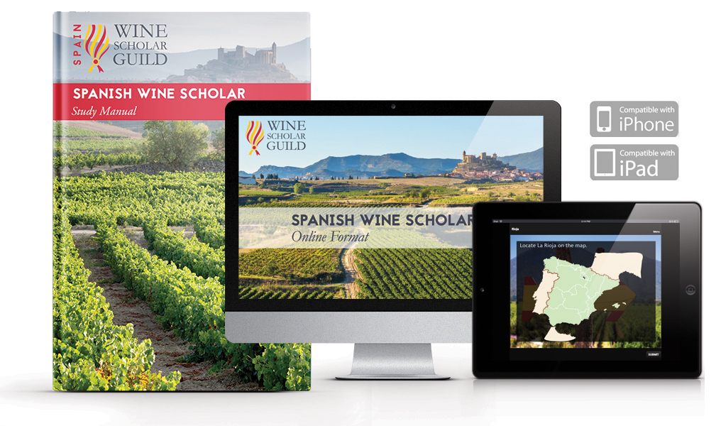 Spanish Wine Scholar Classroom Course