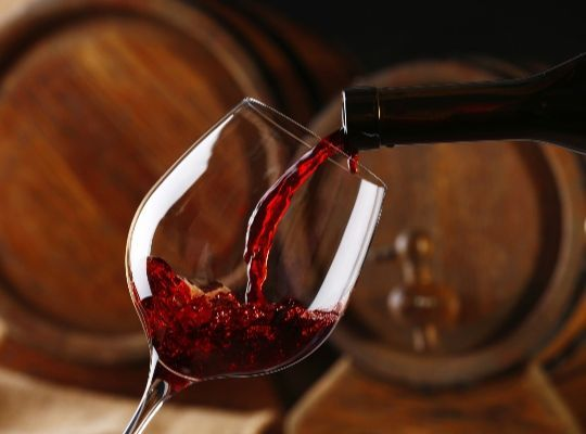 Intro To Red Wine Online Tasting