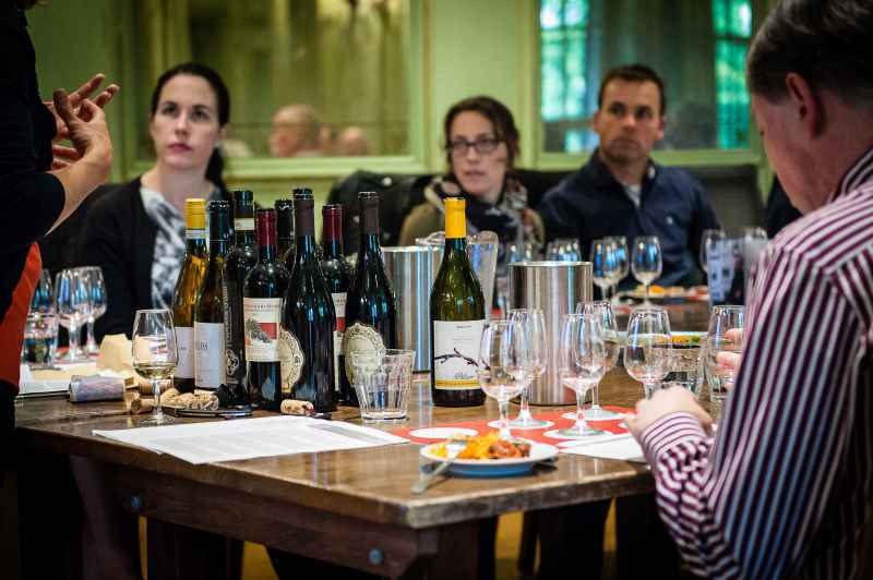 8 Week World of Wine Course