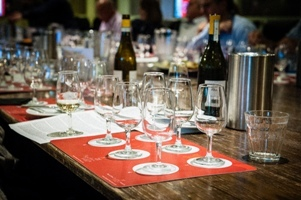 Evening Introduction to wine and wine tasting