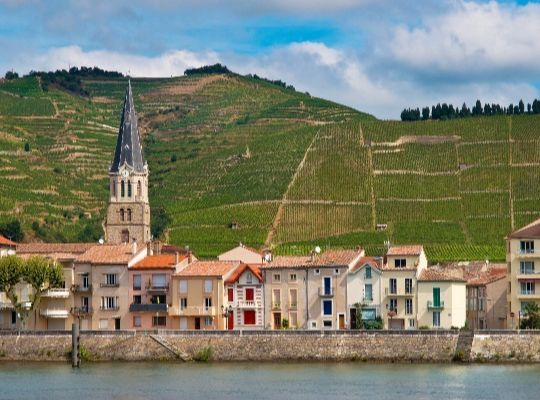 Tour de France Stage 2: The Loire, Rhône & Southern France