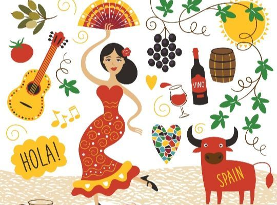 Spanish Tapas and Wine Pairing