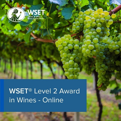 WSET Level 2 Award in Wines Online - Afternoon