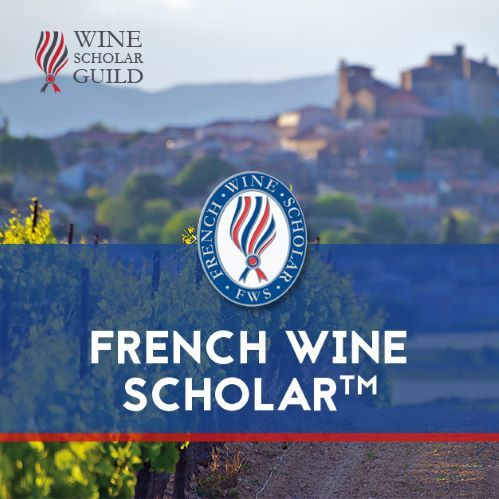 WSG French Wine Scholar