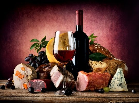 Italian Charcuterie and Wine Pairing