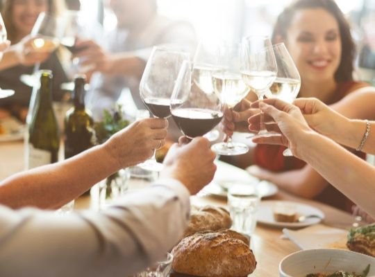Scottish Food and Wine Pairing