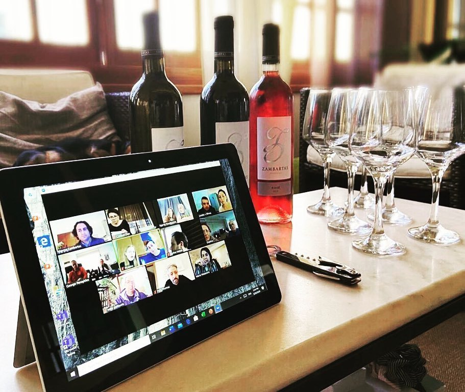 Corporate Wine Events