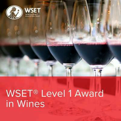 WSET Level 1 in Wines - CLASSROOM