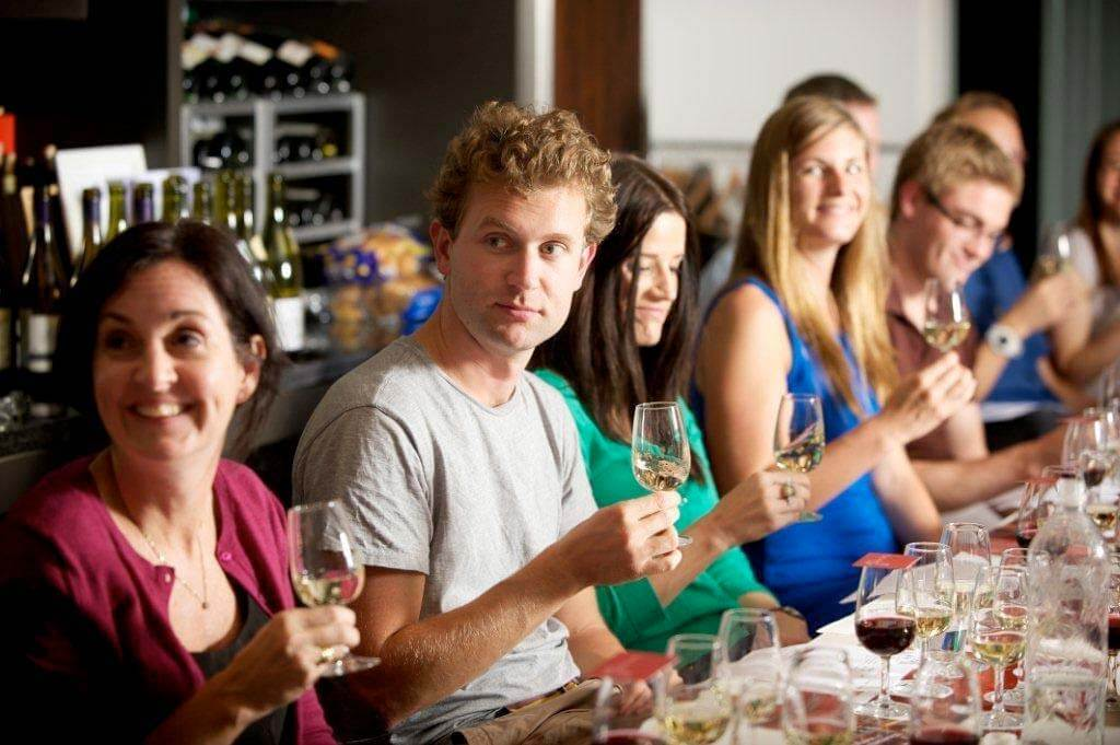 8-Week World of Wine Courses